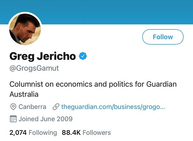 GregJericho